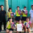 6/24輪之内女子ルーセントカップ(優勝)