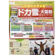 今日以降使えるダジャレ『2049』【経済】■「ドカ雪割」で温泉お得、宿泊最大2千円引きに