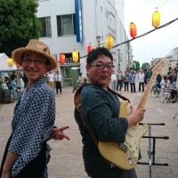 8/11、大和駅前広場、ふるさとやまとSFでした。