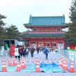 1091    2018京都マラソン試走&大文字山  2018.02.17(土)小雨後晴れ後曇り