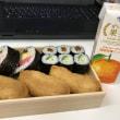 今日のお昼ご飯  京助六