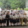 第59回栃木県吹奏楽コンクール中学校B部門代表選考会風景