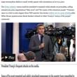 全米の新聞300紙以上が社説で、トランプ大統領に一斉反論!