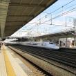 久しぶりの東海道新幹線豊橋駅と名古屋駅 (2017年10月)