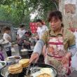 中国人は朝から外食