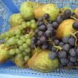 栽培日誌~ぶどう&梨収穫