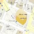 1月の虎ノ門ヒルズ:国道1号線(桜田通り)から眺める虎ノ門ヒルズ PART2