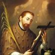ネポムクの聖ヨハネ司祭殉教者    St. Joannes de Nepomuk M.