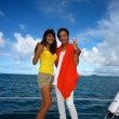 ハワイの休日 CAPTAIN BRUCE天国の海ツアーさん TBSチャンネルさん