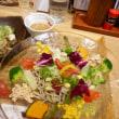 15品目サラダそば-ロペス・デ・アロ ビアンコ