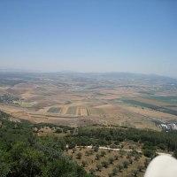 イズレエル平原の写真3-イスラエルー