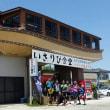 5月2日 九十九里蓮沼展望台ロード練100kmと海鮮飯