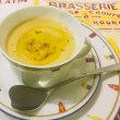 リーキとレンズ豆のスープ