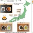 番茶の色、東京は緑で京都は茶色、地域でなぜ違う?