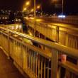 歩道橋が一つ撤去された 平成30年3月