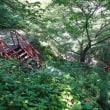 祇園山(花岡山)の石切り出し