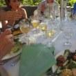 真夏のアメリカ式ガーデンパーティー