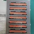 TOMIXのキハ55系で組成した準急「丹後」と郵便荷物列車を弄る