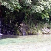 キレ~(о♡∀♡о)びゅーちふる な川へGO!