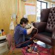 伝統の横浜家具 椅子張り実演開催 9月23日・24日