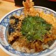 海老・野菜天丼