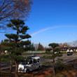 福島市は晩秋から初冬へ。