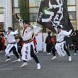 朝霞富士見町内会祭りの夏舞徒・・10