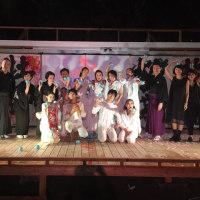 第1回 嬉野水辺の芸能祭「線香花火」