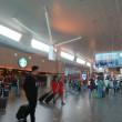旅行2日目、其の三(空港へ移動。いよいよスリランカへTakeOff)