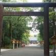宮崎・照葉大吊橋と地下式横穴墓群、ゴルフボランティアの前後に