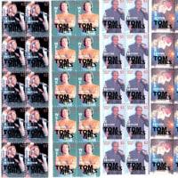 Tom jones stamp.
