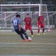 高校選手権静岡県大会  3回戦