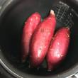 焼き芋からスィートポテトへ