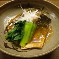 サバの味噌煮。