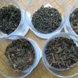 ベトナムとスリランカの緑茶