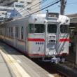2017年8月19日 山陽電車の団体列車