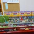 鉄道ジオラマの完成