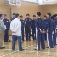 県選抜練習