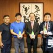岐阜県飛騨市、台湾の新港郷産の日本酒を醸造!
