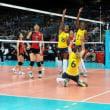 準決勝 ブラジル戦