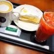 ぱんきちゃんの昼ご飯は、ケーキ(タリーズコーヒー カテプリ新さっぽろ店)