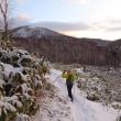 雪山散歩 ~ イチャンコッペ山