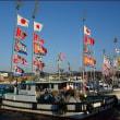 港で新年を実感<南九州冬の旅(10)>