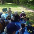 ちびっこ遊び隊!通信 2018年6月7日(木)小さな生き物さがし~円山公園