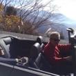 94歳とオープンカー^^