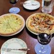 忙しい日には宅配ピザ!!