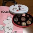 ムーミン チョコ♪