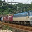 2017年8月21日 東海道貨物線 東戸塚 EF66-120 5057レ