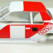 トヨタセリカ TA64 '84ポルトガルラリー 製作記(29)