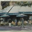 「 パリのカフェ 4 」
